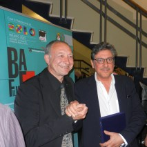 Marino Bellaria e Sergio Castellitto BAFF 2015