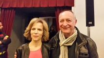 SONIA BERGAMASCO & MARINO BELLARIA ( BAFF 2016 )